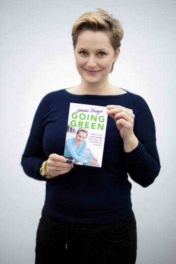 Image: Janine Steeger mit »Going Green« auf der Green World Tour Köln