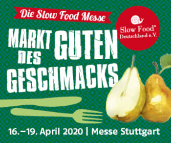 Image: ABGESAGT: Markt des guten Geschmacks / Die Slow Food Messe 2020