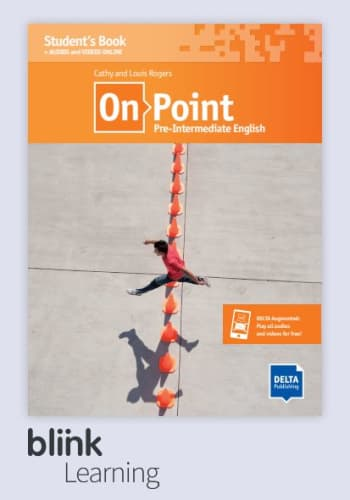Cover On Point Pre-Intermediate English (B1) NP00850126390