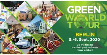 Image: Green World Tour 2020 Berlin