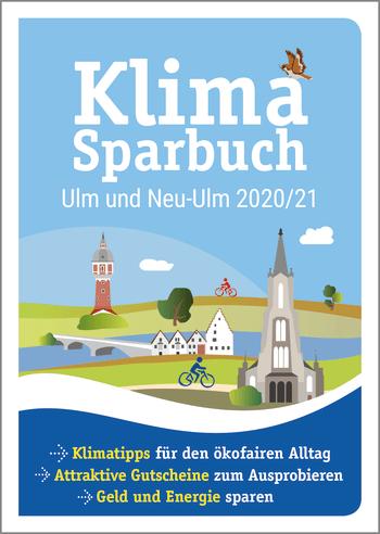 Klimasparbuch Ulm und Neu-Ulm 2020/21