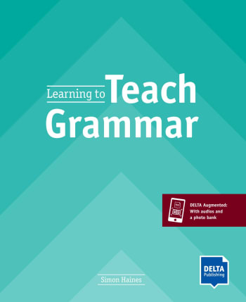 Cover Learning to Teach Grammar 9783125016286