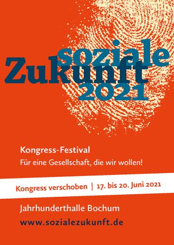 Image: ABGESAGT: Kongress-Festival »Soziale Zukunft 2021«