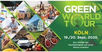 Image: Green World Tour 2020 Köln