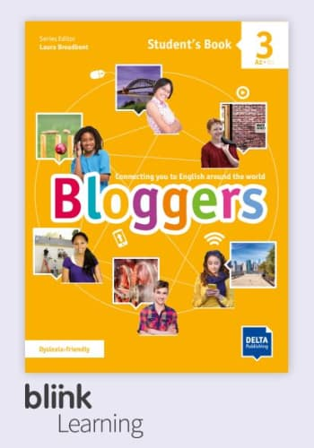Cover Bloggers 3, A2-B1 NP00850120601