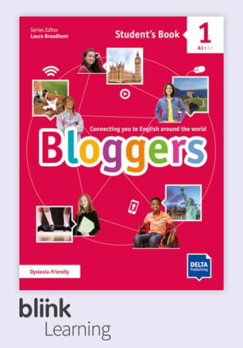 Cover Bloggers 1, A1-A2 NP00850120291