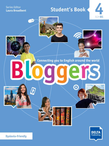 Cover Bloggers 4 A2 - B1 9783125012080