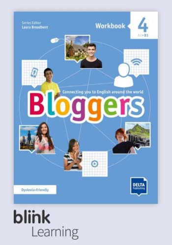Cover Bloggers 4, A2-B1 NP00850120991