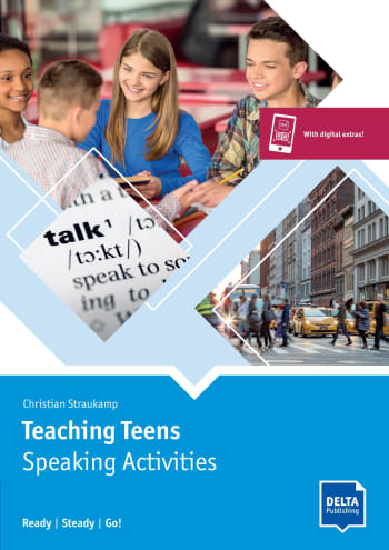 Cover Teaching Teens: Speaking Activities 9783125017375