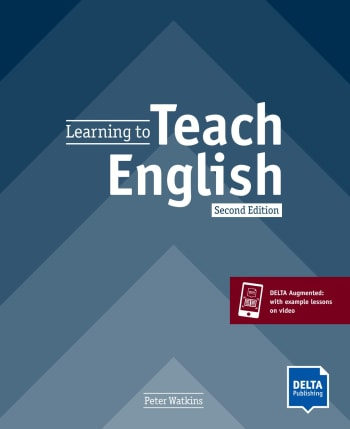 Cover Learning to Teach English 9783125016842