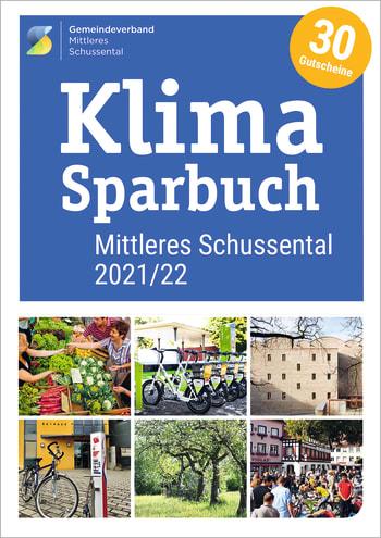Klimasparbuch Mittleres Schussental 2021/22