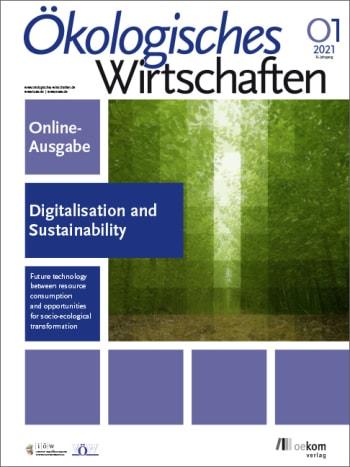 Digitalisation and Sustainability