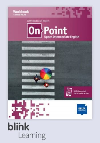 Cover On Point Upper-Intermediate English (B2) NP00850127601