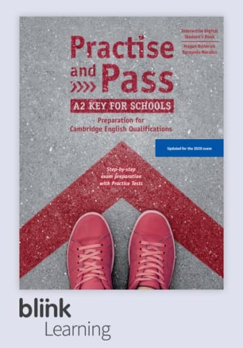Cover Practise and Pass A2 Key for Schools NP00850170201