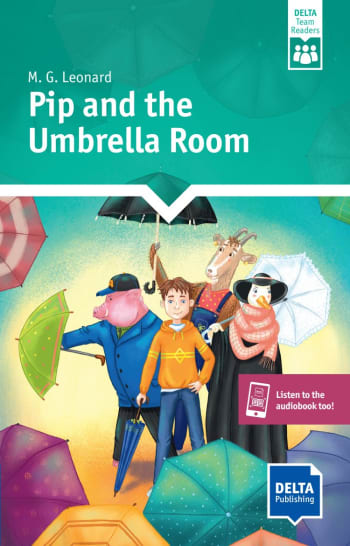 Cover Pip and the Umbrella Room 9783125309128
