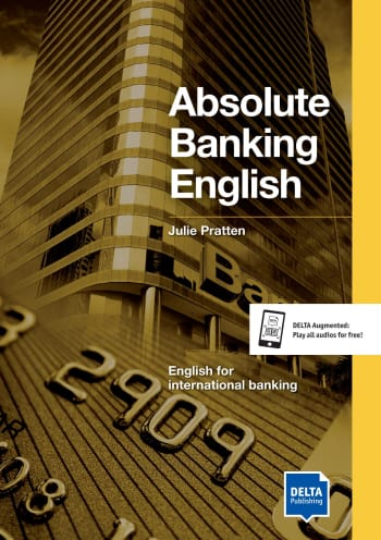 Cover Delta Business English: Absolute Banking English B2-C1 9783125013308