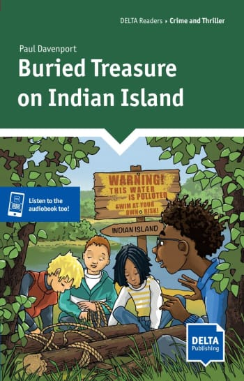 Cover Buried Treasure on Indian Island 9783125011441