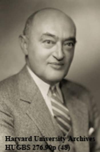 Image: Joseph Schumpeter