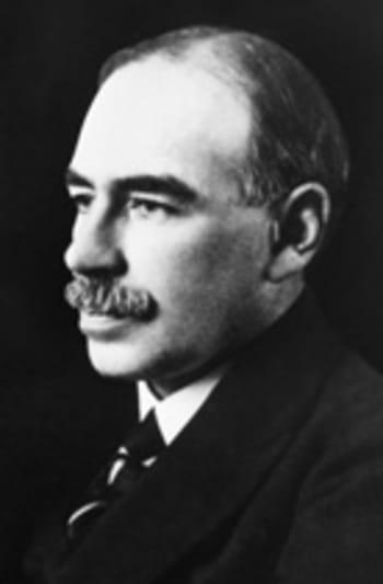 Image: John Maynard Keynes