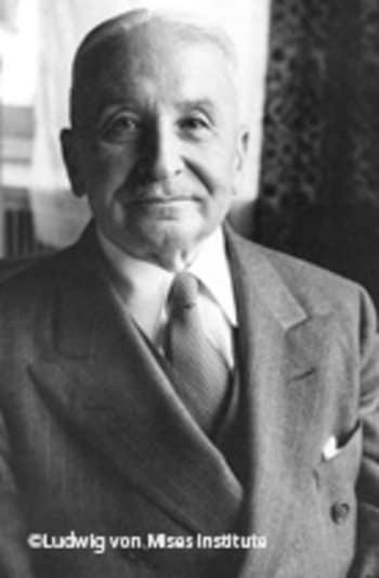 Image: Ludwig Mises