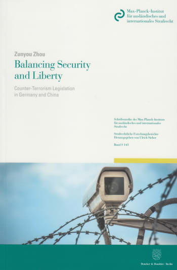 Cover: Balancing Security and Liberty