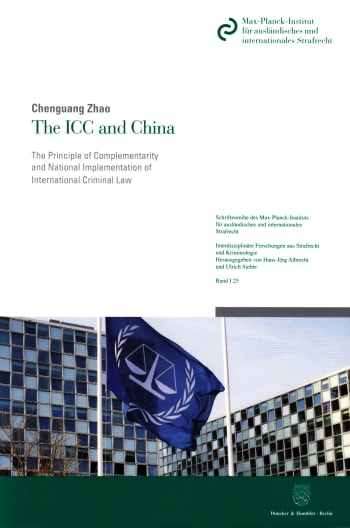 Cover: The ICC and China
