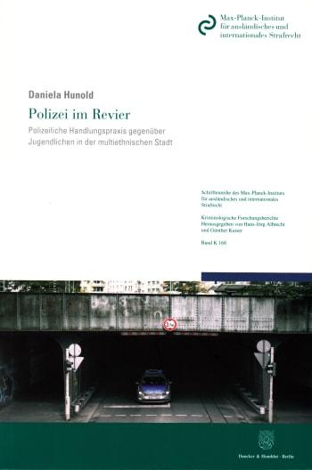 Cover: Polizei im Revier