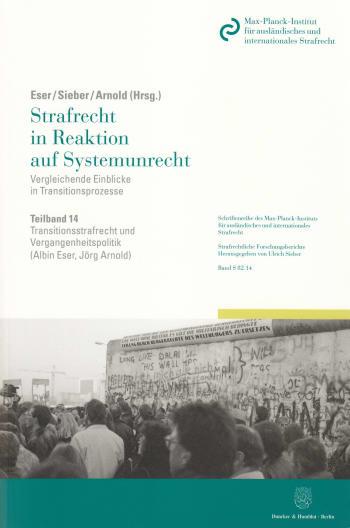 Cover: Transitionsstrafrecht und Vergangenheitspolitik