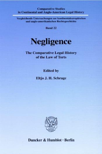 Cover: Negligence