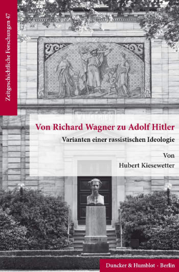 Cover: Von Richard Wagner zu Adolf Hitler
