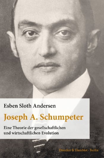 Cover: Joseph A. Schumpeter