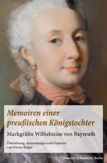 Cover: Memoiren einer preußischen Königstochter
