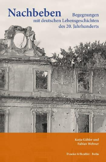 Cover: Nachbeben