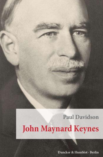 Cover: John Maynard Keynes