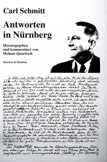 Cover: Antworten in Nürnberg
