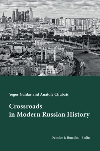 Cover: Crossroads in Modern Russian History
