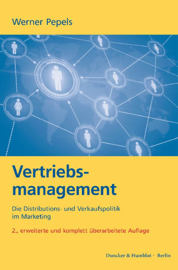 Cover: Vertriebsmanagement
