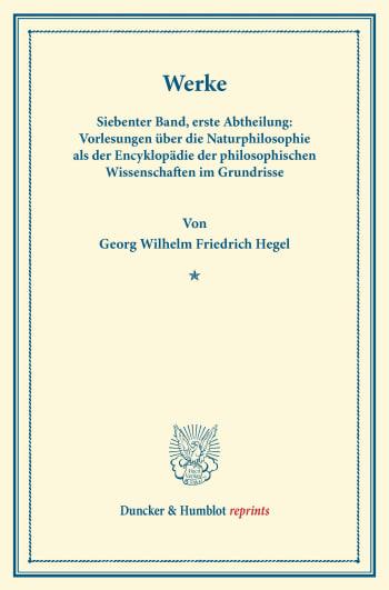 Cover: Werke