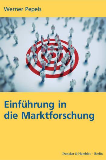 Cover: Einführung in die Marktforschung
