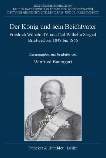 Cover: Der König und sein Beichtvater