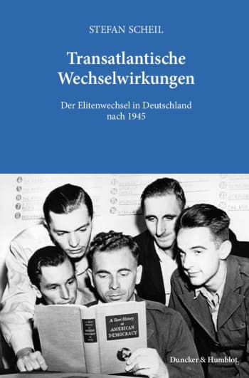 Cover: Transatlantische Wechselwirkungen