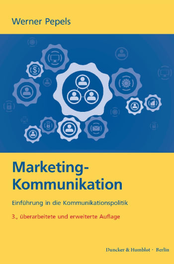 Cover: Marketing-Kommunikation