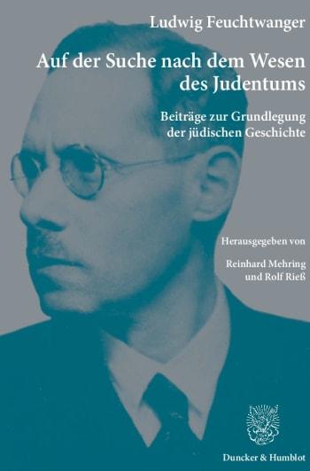 Cover: Auf der Suche nach dem Wesen des Judentums