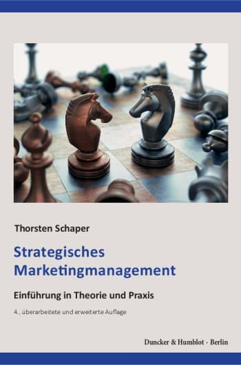 Cover: Strategisches Marketingmanagement