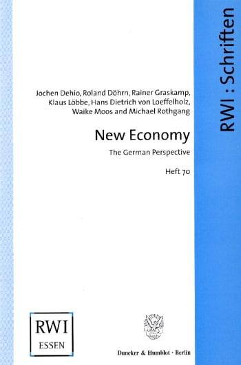 Cover: New Economy