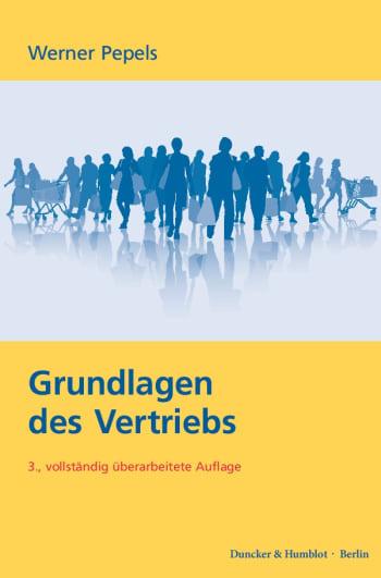 Cover: Grundlagen des Vertriebs