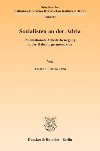 Cover: Sozialisten an der Adria