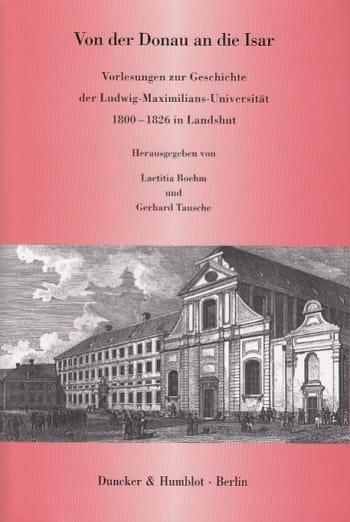 Cover: Von der Donau an die Isar