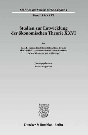 Cover: Wissen / The Knowledge Economy