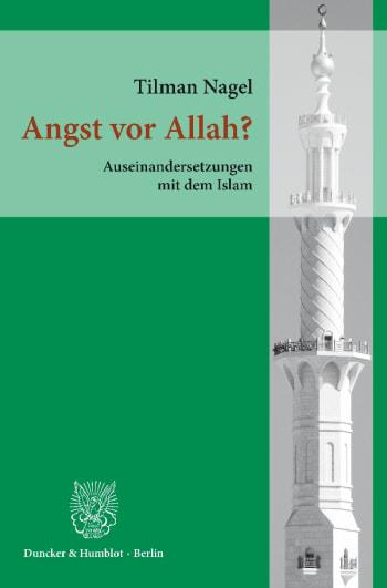Cover: Angst vor Allah?
